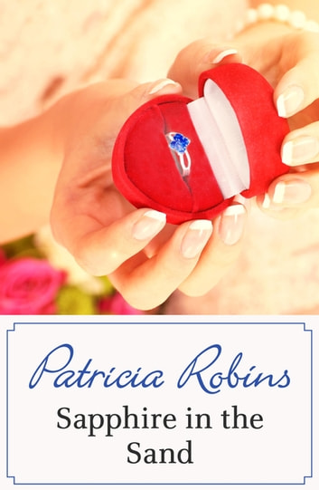 Sapphire in the Sand ebook by Patricia Robins