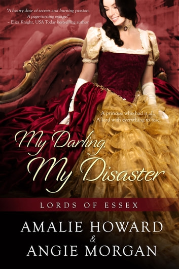 My Darling, My Disaster ebook by Angie Morgan,Amalie Howard