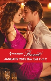 Harlequin Presents January 2015 - Box Set 2 of 2 - The Secret His Mistress Carried\To Sin with the Tycoon\Inherited by Her Enemy\The Last Heir of Monterrato ebook by Lynne Graham, Cathy Williams, Sara Craven,...