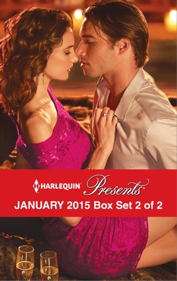 Harlequin Presents January 2015 - Box Set 2 of 2 - The Secret His Mistress Carried\To Sin with the Tycoon\Inherited by Her Enemy\The Last Heir of Monterrato ebook by Lynne Graham,Cathy Williams,Sara Craven,Andie Brock