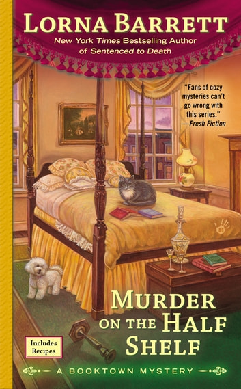 Murder on the Half Shelf ebook by Lorna Barrett