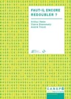 Faut-il encore redoubler ? ebook by André Tricot