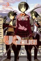 UQ Holder - Volume 3 ebook by Ken Akamatsu
