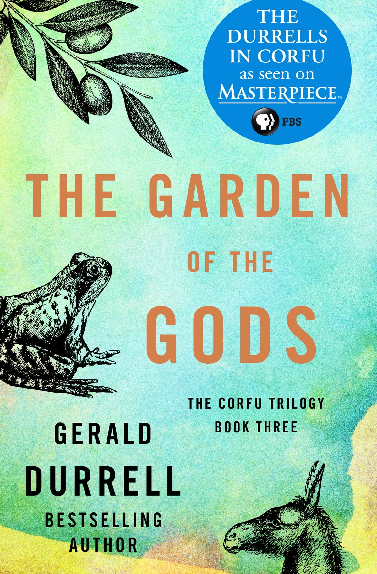 the garden of the gods ebook by gerald durrell 9781504041683
