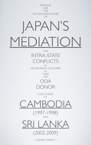 Reasons for the Success and Failure of Japan's Mediation 