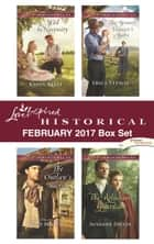 Love Inspired Historical February 2017 Box Set - An Anthology ebook by Karen Kirst, Stacy Henrie, Erica Vetsch,...