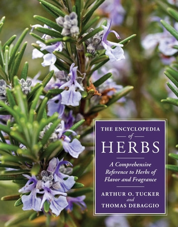The Encyclopedia of Herbs - A Comprehensive Reference to Herbs of Flavor and Fragrance ebook by Thomas DeBaggio,Arthur O. Tucker