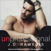 Unprofessional audiobook by JD Hawkins