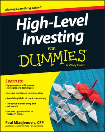 High Level Investing For Dummies ebook by Paul Mladjenovic