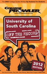 University of South Carolina 2012 ebook by Gregory Goetz