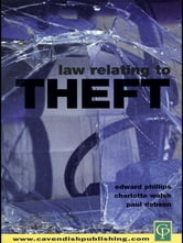 Law Relating To Theft ebook by C. Walsh
