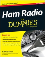 Ham Radio For Dummies ebook by H. Ward Silver