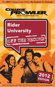 Rider University 2012 ebook by Mell Chase