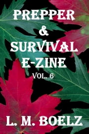 Prepper & Survival E-Zine 6 ebook by L M Boelz