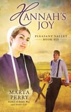 Hannah's Joy ebook by Marta Perry