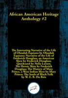 African American Heritage Anthology #2 ebook by Booker T. Washington