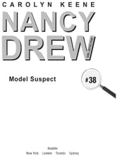 Model Suspect - Book Three in the Model Mystery Trilogy ebook by Carolyn Keene