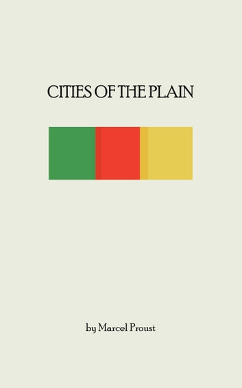 Cities of the Plain ebook by Marcel Proust