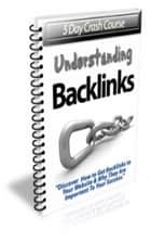 How To Understanding Backlinks ebook by Jimmy Cai