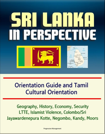 Sri Lanka in Perspective: Orientation Guide and Tamil Cultural ...