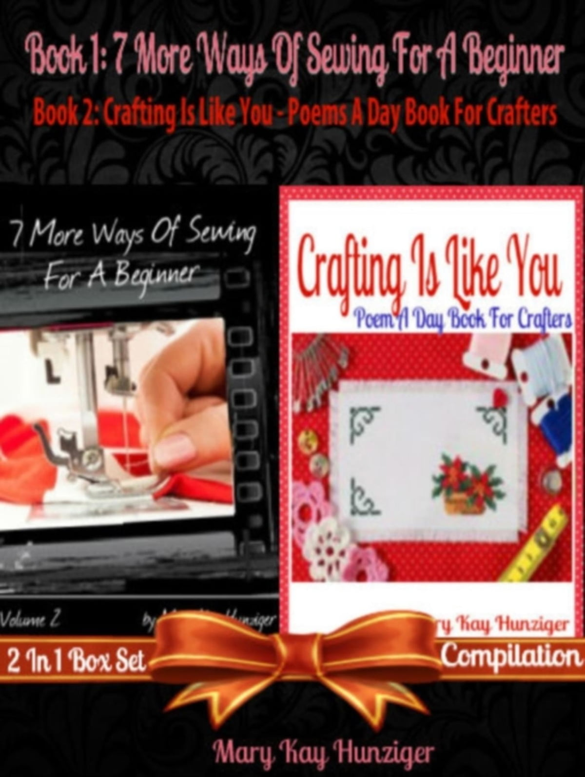 7 More Ways Of Sewing For Beginner With 300+ Resources eBook by Hunziger  Mary Kay - 9781634280433 | Rakuten Kobo