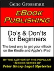 eBook Publishing: Do's & Don'ts for Beginners