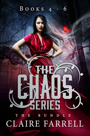 Chaos Volume 2 (Books 4-6) ebook by Claire Farrell