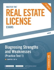 Master the Real Estate License Exam: Diagnosing Strengths and Weaknesses (Practice Test 1) - Chapter 2 of 14 ebook by Peterson's