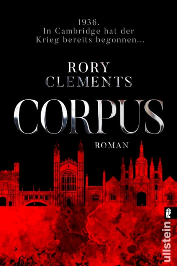 Corpus - Roman ebook by Rory Clements