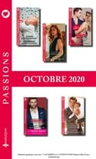 Pack mensuel Passions : 10 romans + 1 gratuit (Octobre 2020) ebook by