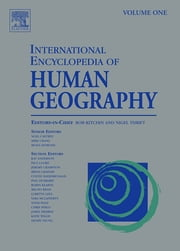 International Encyclopedia of Human Geography ebook by Nigel Thrift,Rob Kitchin