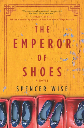 The Emperor of Shoes ebook by Spencer Wise