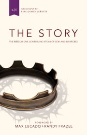 KJV, The Story, eBook - The Bible as One Continuing Story of God and His People ebook by Zondervan