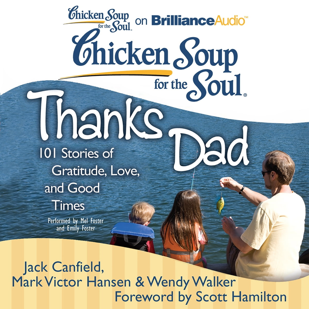 Chicken Soup for the Soul: Thanks Dad Audiobook by Jack Canfield -  9781455817634 | Rakuten Kobo