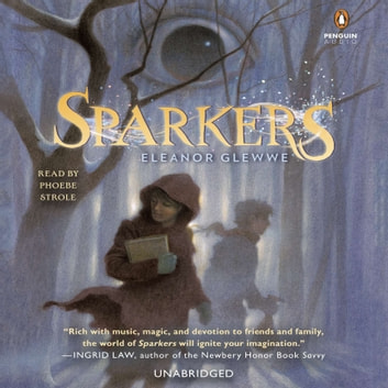 Sparkers audiobook by Eleanor Glewwe