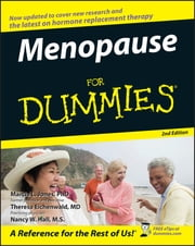 Menopause For Dummies ebook by Nancy W. Hall,Marcia L. Jones,Theresa Eichenwald