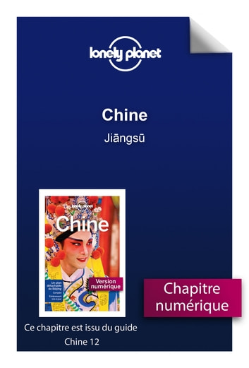 Chine - Jiangsu ebook by Planet Lonely
