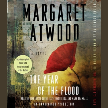 The Year of the Flood audiobook by Margaret Atwood