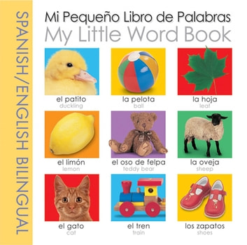 My Little Word Book Bilingual eBook by Roger Priddy