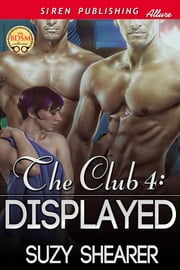 The Club 4: Displayed ebook by Suzy Shearer