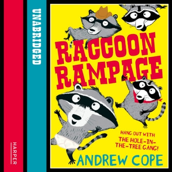 Raccoon Rampage (Awesome Animals) audiobook by Andrew Cope