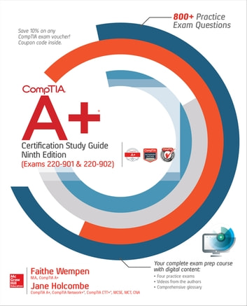 Comptia a certification study guide ninth edition exams 220 901 comptia a certification study guide ninth edition exams 220 901 220 902 ebook by faithe wempen 9781259859397 rakuten kobo fandeluxe Gallery