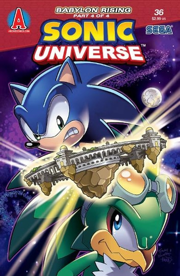 Sonic Universe #36 ebook by Ian Flynn, Tracy Yardley!