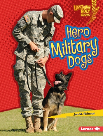 Hero Military Dogs audiobook by Jon M. Fishman