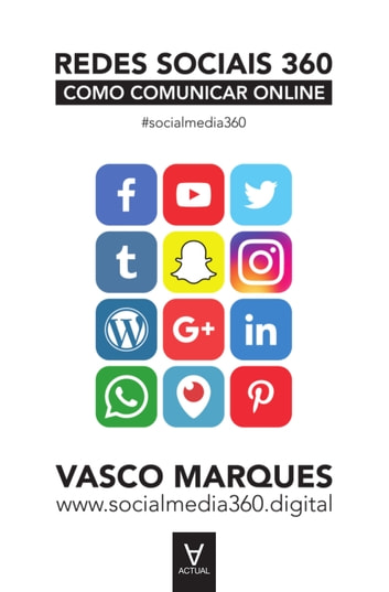 Redes Sociais 360 ekitaplar by Vasco Marques