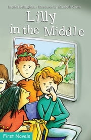Lilly in the Middle ebook by Brenda Bellingham,Elizabeth Owen