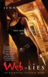 Web of Lies ebook by Jennifer Estep