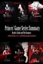 The Princes' Game Series Summary - Princes' Game, #7 ebook by M.C.A. Hogarth