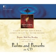 Psalms & Proverbs on CD NLT audiobook by Tyndale