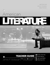 American Literature-Teacher - Cultural Influences of Early to Contemporary Voices ebook by James P. Stobaugh